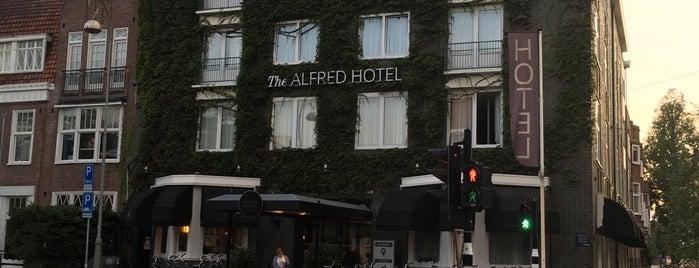The Alfred Hotel is one of Sefa'nın Beğendiği Mekanlar.