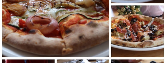 Pizza Fabbrica is one of SG.