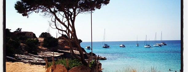 Playa Cala Saona is one of Ibiza 2013.