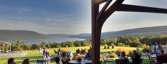 Bristol Harbour Resort is one of Naples, NY.
