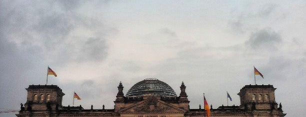 Reichstag is one of M&M in Berlin.