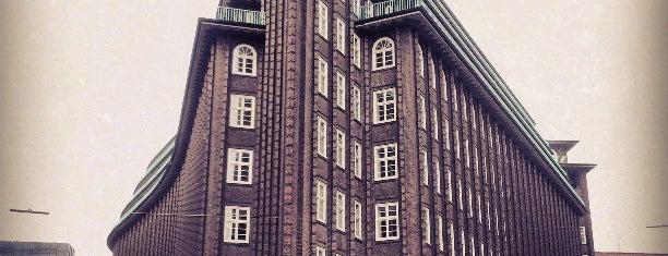 Chilehaus is one of Hamburg.