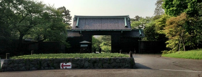 Inuimon Gate is one of Ishka 님이 좋아한 장소.