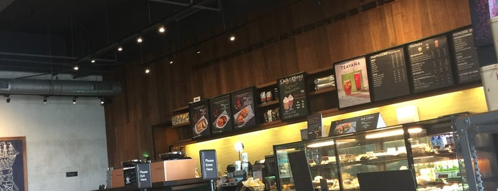 Starbucks is one of Paranaque.