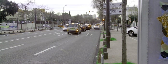 Boulevard Michelet is one of France.