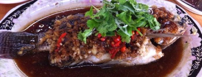 兰姐清蒸非洲鱼 Lanjie Steamed Fish is one of Bin 님이 좋아한 장소.