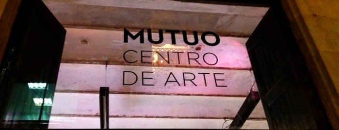 Mutuo: Centro de Arte is one of barcelona • art.