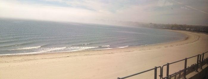 Niantic Bay Boardwalk is one of Locais curtidos por Svetlana.