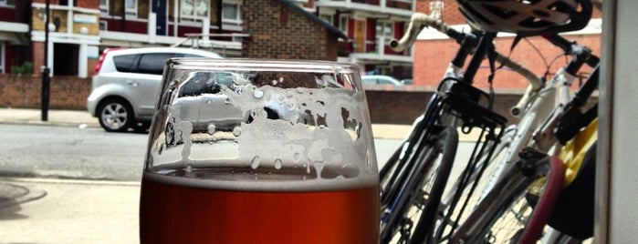 Brew by Numbers is one of London's Best for Beer.