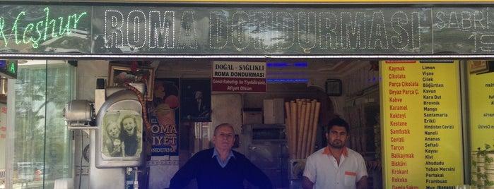 Sabri Balkan Roma Dondurması is one of LİKE.
