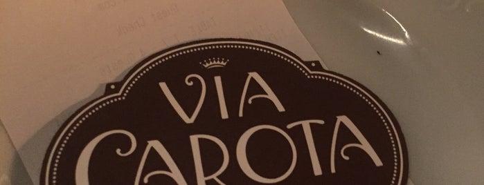 Via Carota is one of Dicas Manhattan Connection.