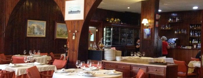 Restaurante Emilio is one of Gastronomia.