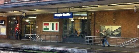 Stazione Reggio Emilia is one of Top 100 Check-In Venues Italia.