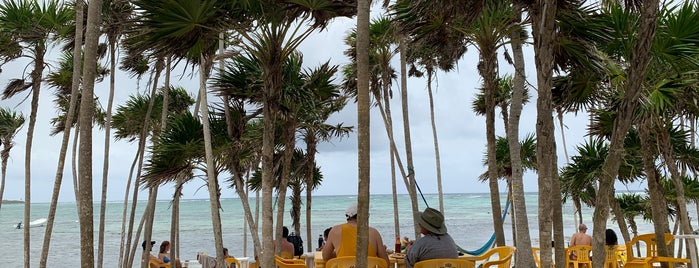 Chamico Restaurante is one of Tulum.