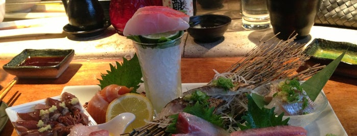 Kiji Sushi Bar & Cuisine is one of Must-visit Food in San Francisco.