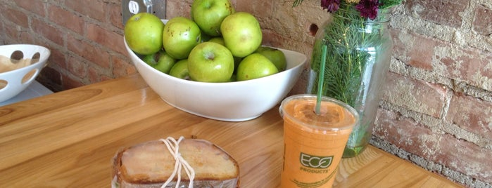 Beet Jar Juicebar + Takeaway is one of Cleveland To Do.