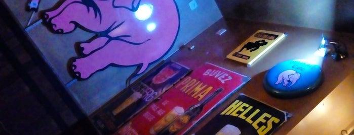 Delirium Café is one of Juan'ın Beğendiği Mekanlar.