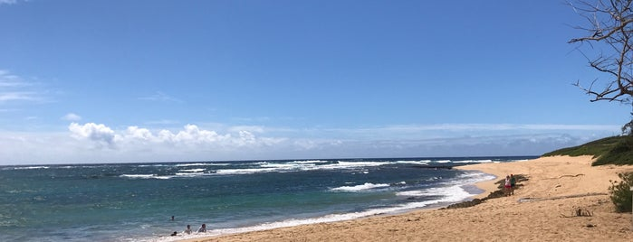 Mahaulepu Beach is one of South Shore Kauai.