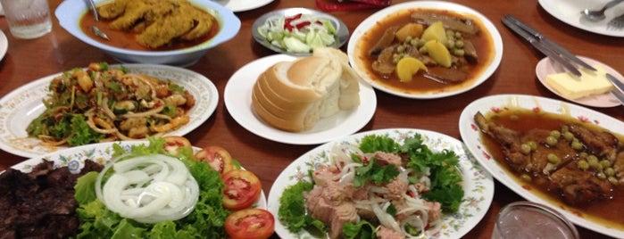 Silom Restaurant is one of Gespeicherte Orte von Panu.