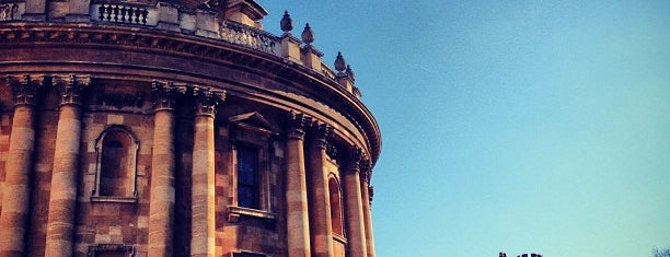 Bodleian Library is one of The Essential Oxford.