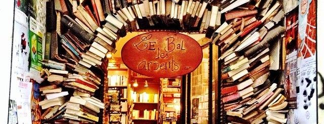 Le Bal des Ardents is one of Bookstores - International.