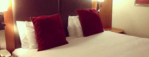 Crowne Plaza Reading is one of Food/hotel/shops in Reading (UK).