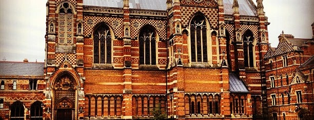 Keble College is one of London Favorites.