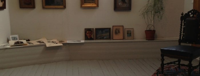 Jana Rozentala muzejs is one of Art Galleries & Art Museums in Riga.
