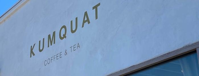 Kumquat Coffee is one of Whit 님이 저장한 장소.