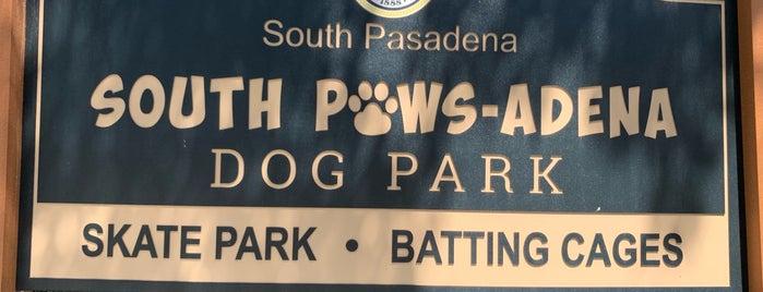 Pawsadena Dog Park is one of Locais curtidos por Bongo.