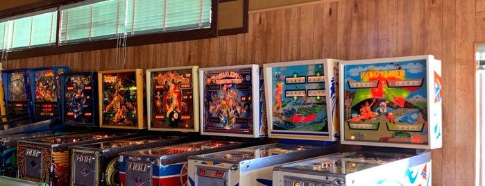 Walt's Bar is one of La La Land.