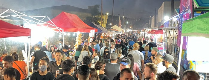 Ave 26 Night Market is one of Good eats 2.