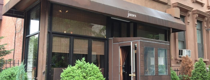James is one of Restaurants: Park Slope, Prospect Hts, Crown Hts.