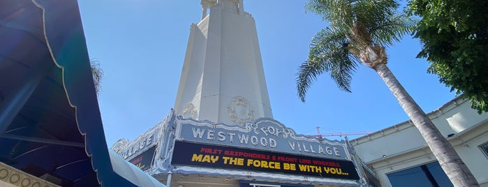 Fox Westwood Theater is one of USA Los Angeles.