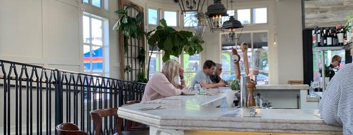 Greenleaf Gourmet Chopshop is one of Venice.