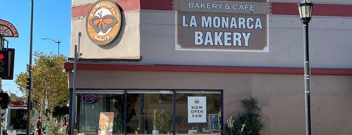 La Monarca Bakery is one of Los Angeles.