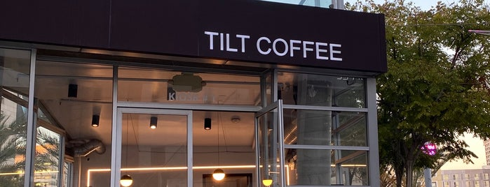 Tilt Coffee is one of Los Angeles Coffee.