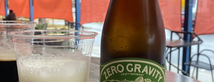 Zero Gravity Brewery is one of Locais curtidos por IS.