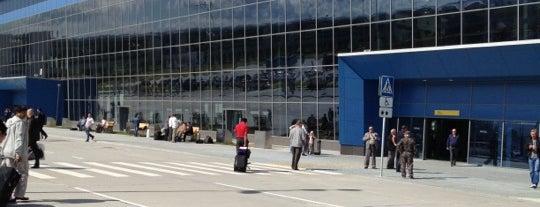Vladivostok International Airport (VVO) is one of Free WiFi Airports 2.