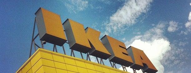 IKEA is one of Gespeicherte Orte von egor.
