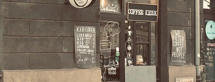 Coffee Kiosk Krakow is one of Krakow.