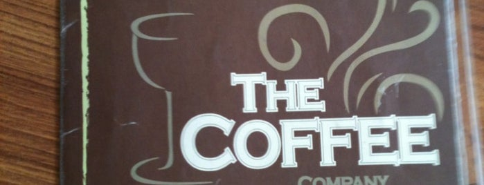 The Coffee Company is one of Tempat yang Disukai Rodrigo.