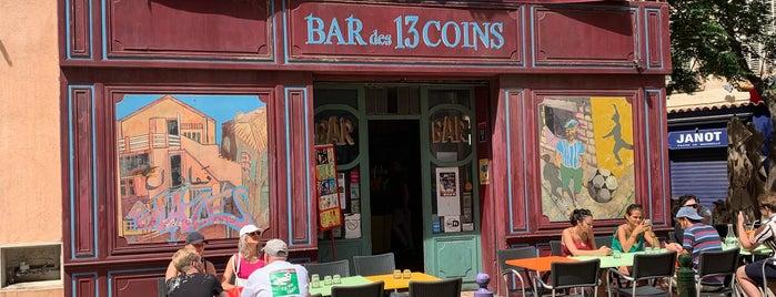 Bar des 13 Coins is one of Marsiglia e Provenza.