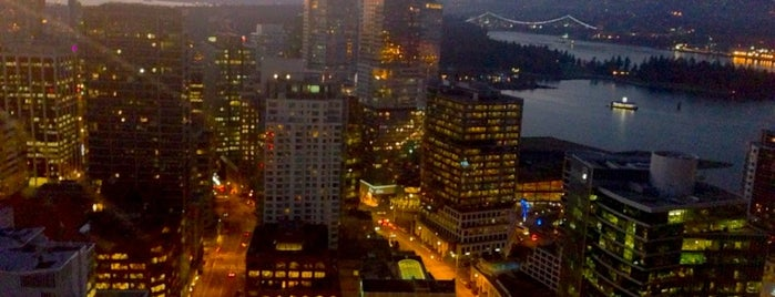 Vancouver Lookout is one of Vancouverite - Best Places In and Around Vancouver.