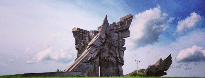 Kauno IX forto muziejus is one of Baltic Road Trip.