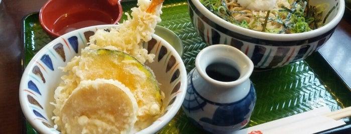 そば吉 北土居店 is one of 松山市の蕎麦屋.
