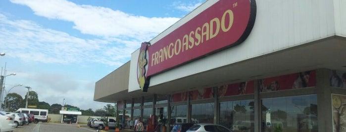 Frango Assado is one of Tempat yang Disukai Cris.