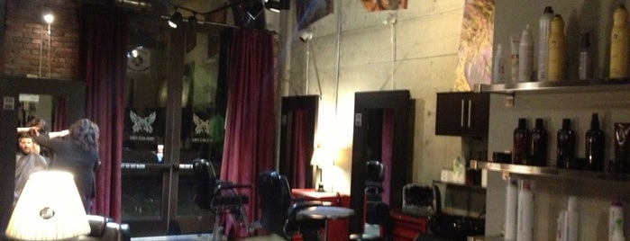 The Den Salon is one of Tempat yang Disukai R.