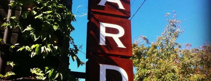 The Yard Cafe is one of Seattle, WA.