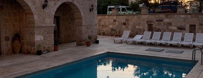 Grand Cappadocia Hotel is one of Lieux qui ont plu à Leila.